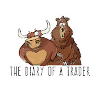 The Diary of a Trader logo